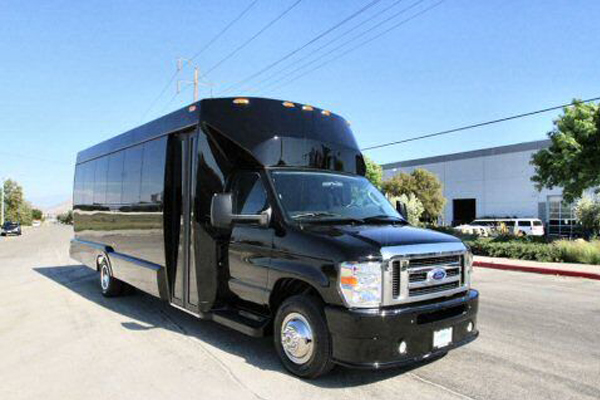 22 passenger party bus Saint Paul Minnesota